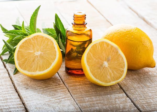 aceite esencial de limon
